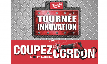 Tournée innovation Milwaukee - Coupez le cordon 29 août 2019