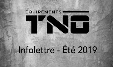 Infolettre - Été 2019