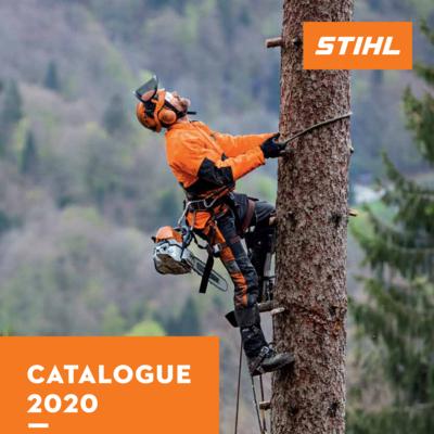 Catalogue Stihl 2020